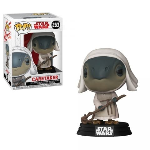 Figura Caretaker Funko POP Star Wars