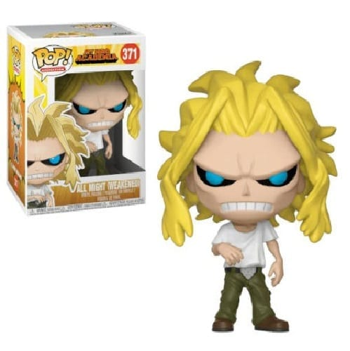 Figura All Might Funko POP Boku No Hero Anime (Debilitado)