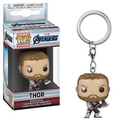 Llavero Thor Endgame Funko POP Avengers Endgame Marvel