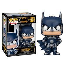Figura Batman Funko POP Batman DC Comics 1997 George Clooney