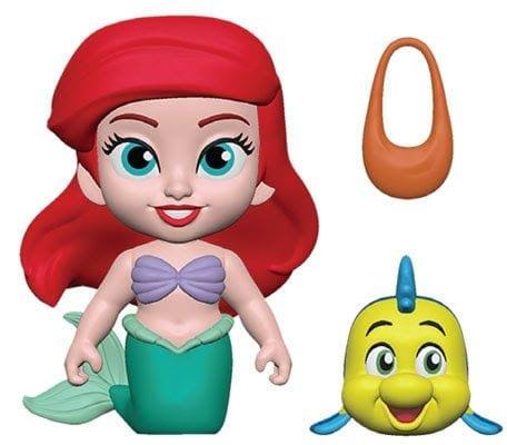Figura Ariel Funko 5 Stars La Sirenita Disney con Accesorios