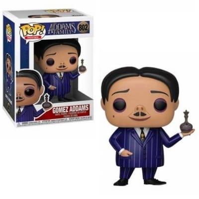 Figura Homero Funko POP Addams Family 2019 Terror Gomez Addams