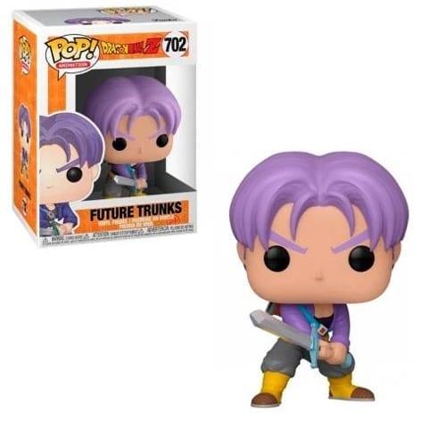 Figura Future Trunks Funko POP Dragon Ball Anime