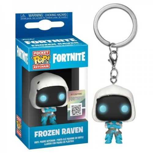 Llavero Raven Frozen Funko POP Fortnite Videojuegos