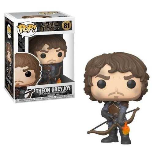 Figura Theon Funko POP Juego de Tronos Series Theon con Flechas de fuego
