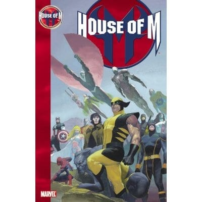 Cómic X-Men House of M Marvel ENG