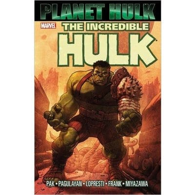 Cómic The Increible Hulk Planet Marvel Comics Hulk Marvel (ENG)