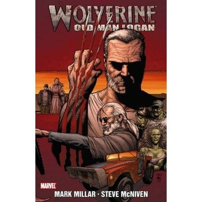 Cómic Wolverine X-Men Old Man Logan Marvel ENG