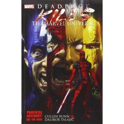 Cómic Deadpool Kills Marvel Universe Marvel Deadpool Marvel