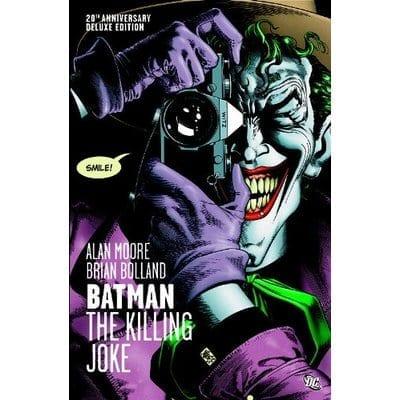 Cómic The Killing Joke DC Comics Batman DC Comics ENG