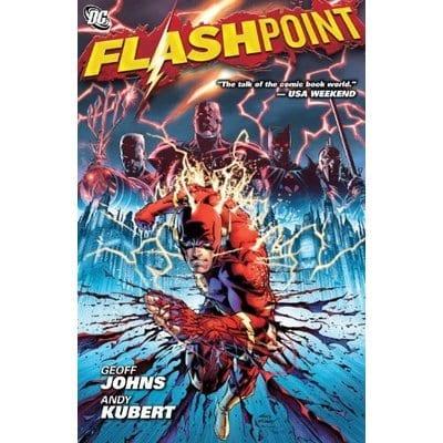 Cómic Flashpoint DC Comics Flash DC Comics ENG