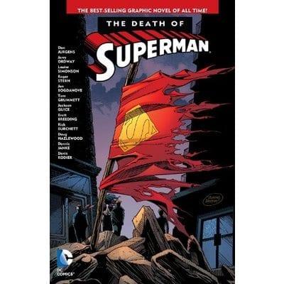 Cómic Superman The Death of Superman DC Comics ENG