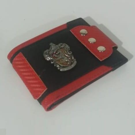 Billetera de Botones para Ajustar a Cinturón Emblema Gryffindor Metálico PT Harry Potter Fantasia