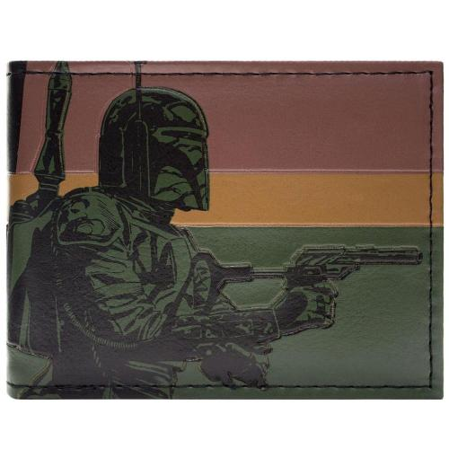 Billetera Bobba Fett PT Star Wars Rogue Assassin