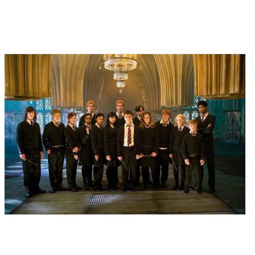 Lista y Foto Ejercito de Dumbledore Poof B Harry Potter Fantasia