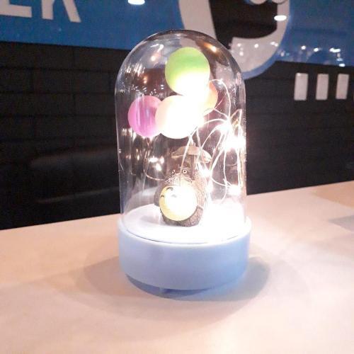 Lámpara Totoro PT Studio Ghibli Anime LED con Globos
