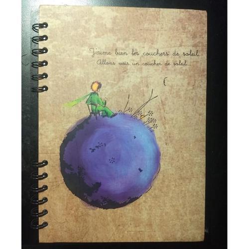 Cuaderno Cuadriculado El Principito Posim El principito Fantasia Grande 28x23