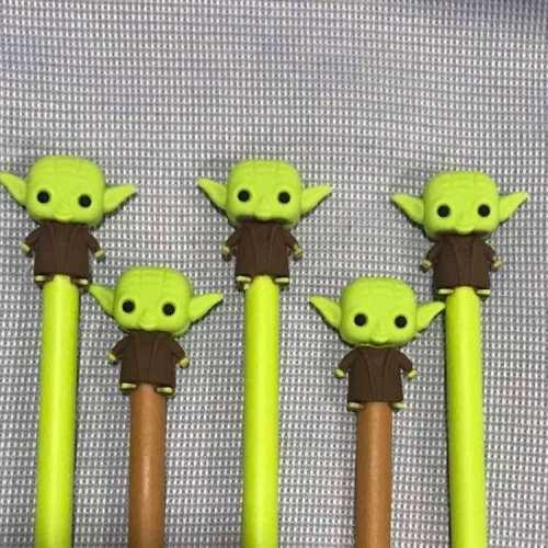 Esfero Yoda PT Star Wars