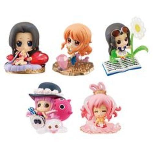 Figura Varios Petit Chara Land One Piece Anime (Unidad) (Copia) Girls