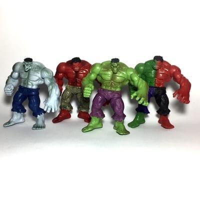 """Figura Hulk PT Hulk Marvel 5"""" (Unidad) (Copia)"""