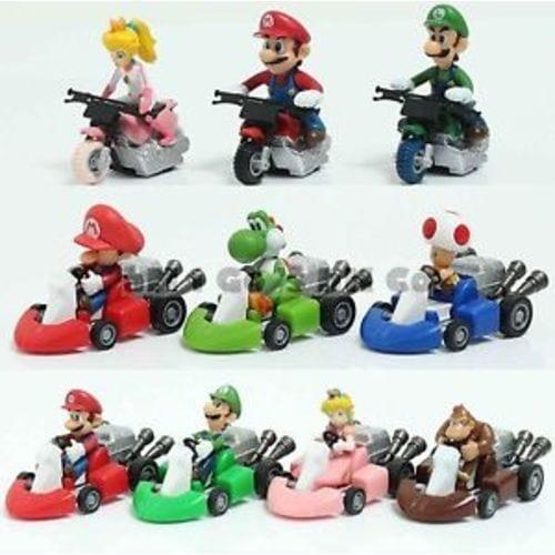 Figura Karts Takara Tomy Arts Mario Bros Videojuegos (Unidad) (Copia)