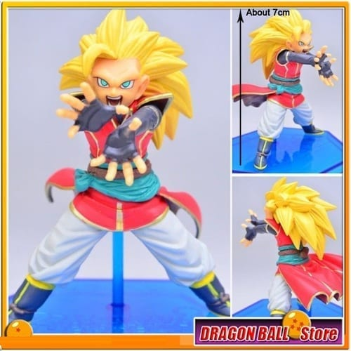 Figura Hero SSJ 3 PT Dragon Ball Anime