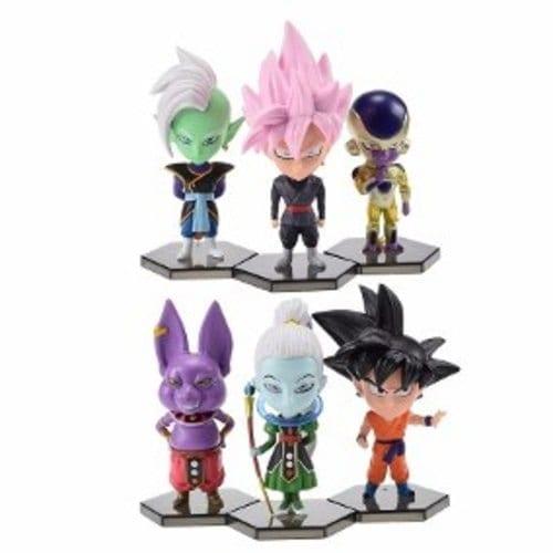 "Figura Varios PT Dragon Ball Super Anime Wave 1 Personajes Cabezones en Bolsa 5"" (Unidad) (Copia)"