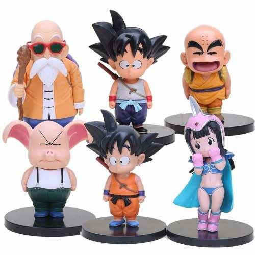 "Figura Varios Banpresto Dragon Ball Anime 6"" (copia)"