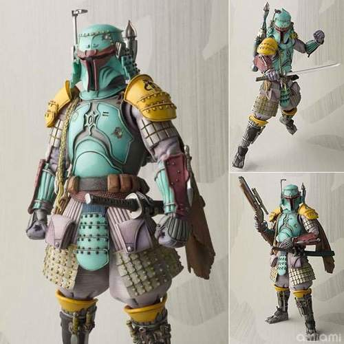 Figura Boba Fett Bandai Tamashi Nations Star Wars (Copia)