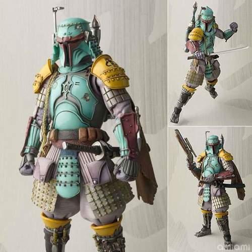 Figura Boba Fett Bandai Tamashi Nations Star Wars (Copia)