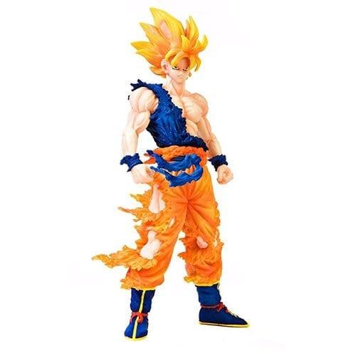 """Figura Goku Banpresto Wild Style Dragon Ball Anime 7"""" (copia)"""