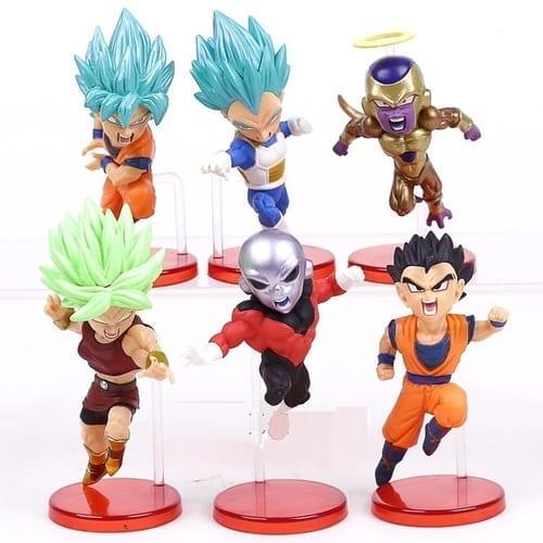 Figura Personajes Varios Banpresto WCF Dragon Ball Super Anime Vol 9 (Unidad) (Copia)