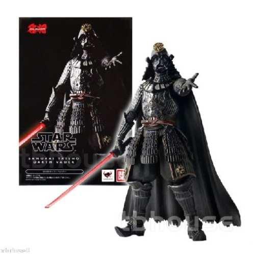Figura Darth Vader Bandai Darth Vader Star Wars Tamashi Nations Samurai Taisho (Copia)