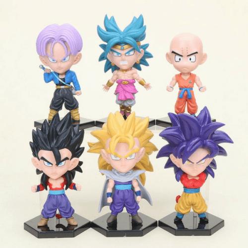 "Figura Varios PT Dragon Ball Super Anime Wave 4 Personajes Cabezones en Bolsa 5"" (Unidad) (copia)"