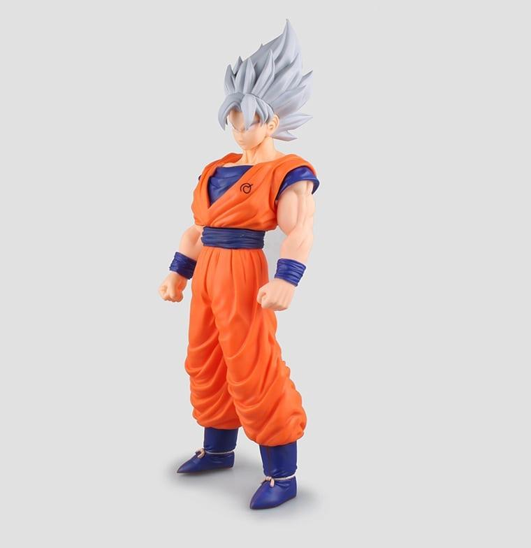 Figura Goku Banpresto Dragon Ball Anime Ultrainstinto