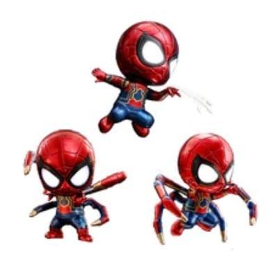 "Figura Iron Spider Hot Toys Avengers Infinity War Marvel en Bolsa 4"" (Unidad) (Copia)"