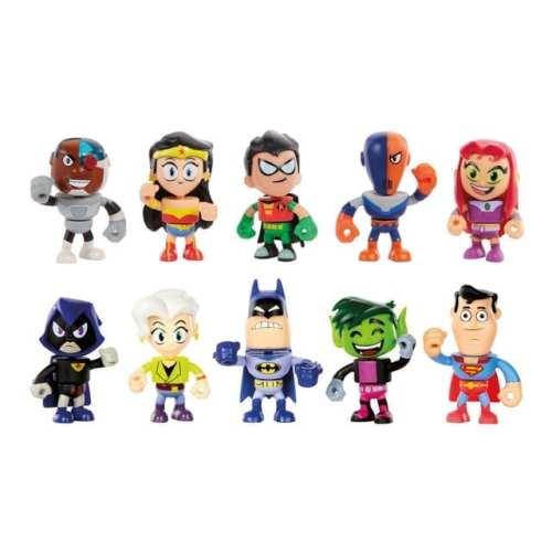 """Figura Teen Titans Mattel Jovenes Titanes DC Comics Mini 2"""" (unidad) (Copia)"""