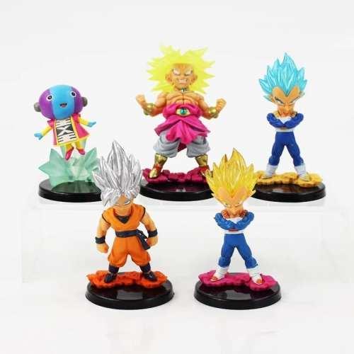 Figura Personajes Varios PT Dragon Ball Super Anime (Unidad) (Copia)