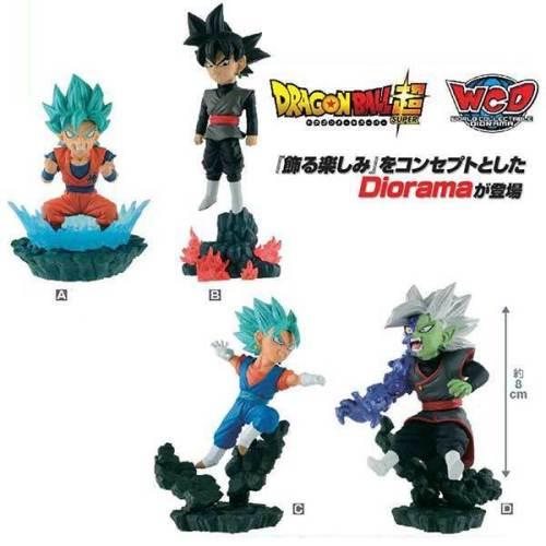 Figura Varios Personajes Banpresto WCD Dragon Ball Anime Vol 1 (Unidad) (Copia)