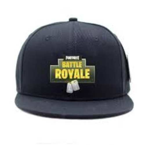 Gorra Plana Battle Royale PT Fortnite Videojuegos