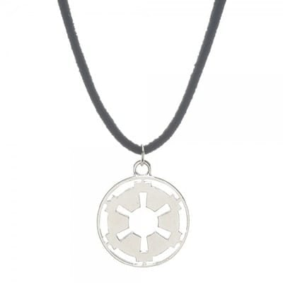 Collar Metálico Logo Imperio TooGEEK Star Wars
