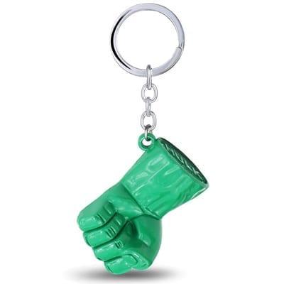 Llavero Metálico Puño Hulk PT Hulk Marvel