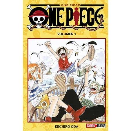 Manga One Piece Panini One Piece Anime Volumen 1