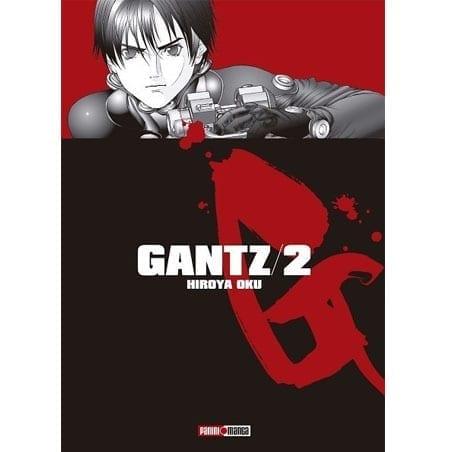 Manga Gantz Panini Gantz Anime Volumen2