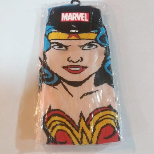 Medias Largas Wonder Woman Clásica Bioworld Wonder Woman DC Comics