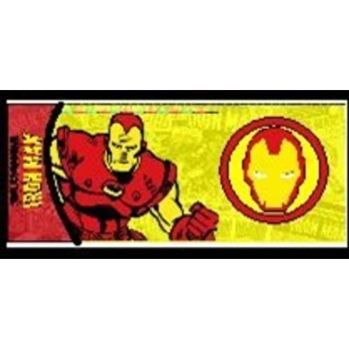 Mug Iron Man Cómics Jaimito Iron Man Marvel
