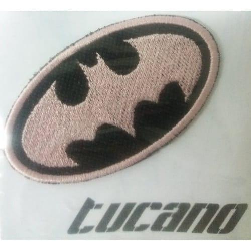 Parche Logo Batman 1989 Tucano Batman DC Comics Rosado