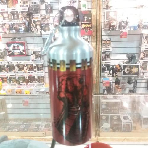 Botella Metálica I Love You 3000 Jaimito Iron Man Marvel