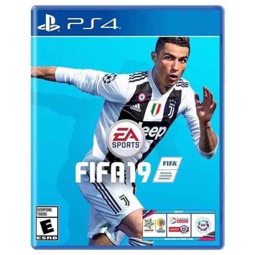 Videojuego Playstation 4 DPR EA Sports Fifa 19 Videojuegos