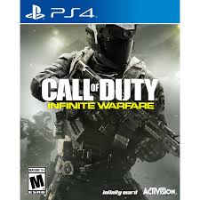Videojuego Playstation 4 DPR Activision Call Of Duty Infinite Warfare Videojuegos